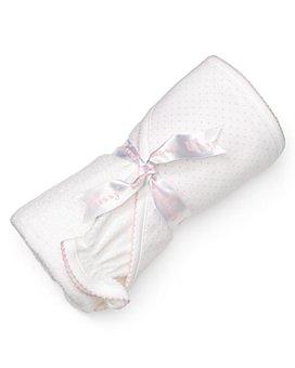 Kissy Kissy - Infant Girls' Towel & Mitt Set - Baby