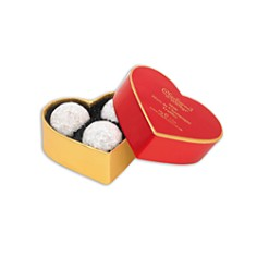 Charbonnel et Walker - Mini Red Heart Dusted Truffles