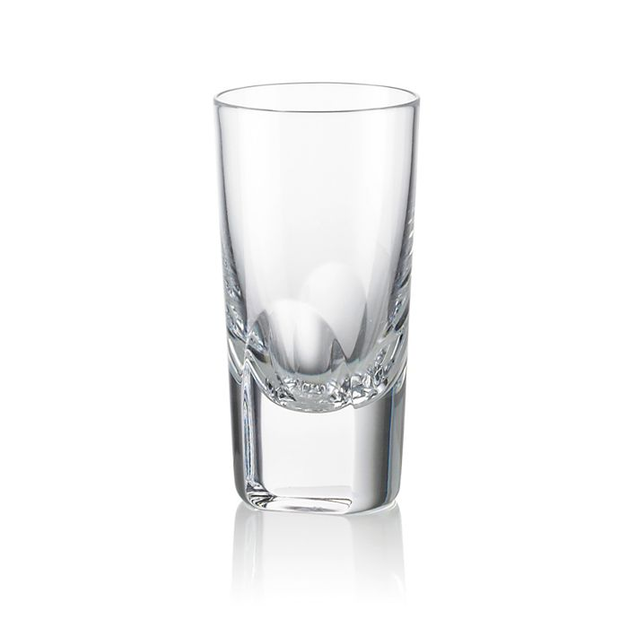Rogaska - Manhattan Vodka/Shot Glasses - Set of 2