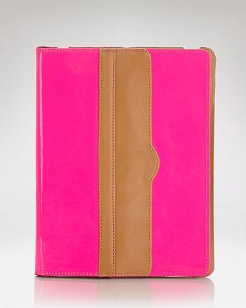 Rebecca Minkoff - iPad Case - Neon