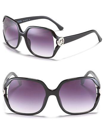 26b5227557bcc Michael Kors - Women s Pippa Oversized Square Sunglasses