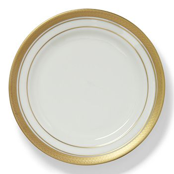 Pickard China - Palace White Bread & Butter Plate