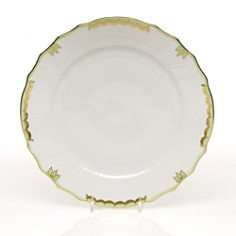Herend - Princess Victoria Green Dinnerware