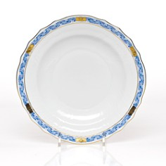 Herend Chinese Bouquet Salad Plate, Garland Blue - Bloomingdale's_0