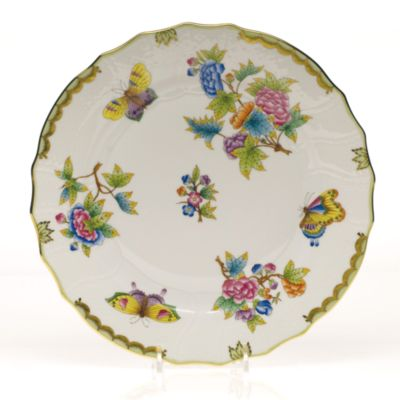 Queen Victoria Bread & Butter Plate