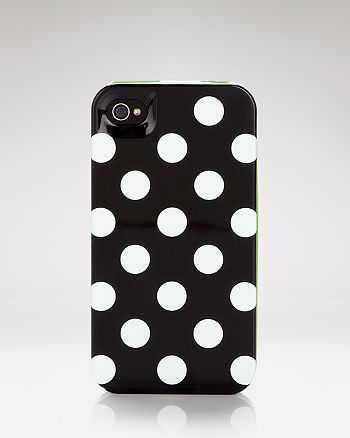 kate spade new york - La Pavillion Dot iPhone Case