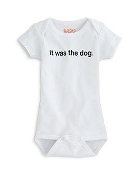 Sara Kety - Unisex It Was the Dog Bodysuit - Baby