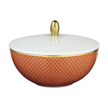 Raynaud - Tresor Orange Sugar Bowl