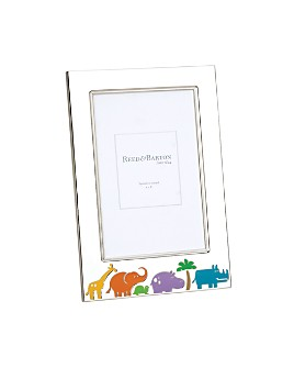 Reed & Barton - Jungle Parade Picture Frame