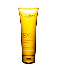 Clarins Sunscreen Care Cream High Protection SPF 30 - Bloomingdale's_0