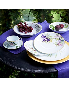 Bernardaud - Jardin Indien Dinner Collection
