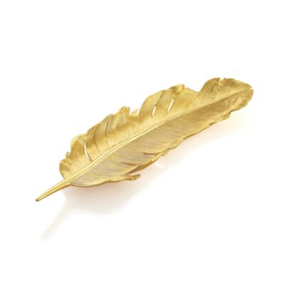 Michael Aram Gold Feather Bloomingdales