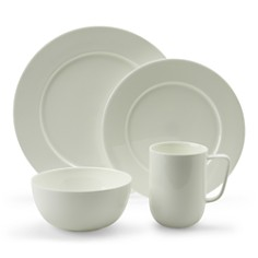 Hudson Park Round White Dinnerware - 100% Exclusive - Bloomingdale's_0