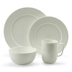Hudson Park Round White Dinnerware - 100% Exclusive - Bloomingdale's Registry_0