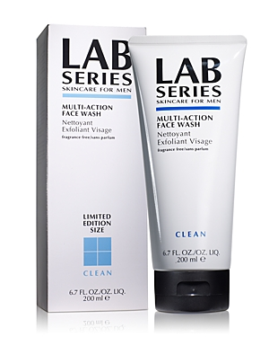 Lab Series Skincare for Men Multi-Action Face Wash 6.7 oz.