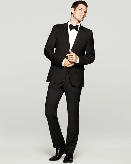 BOSS Hugo Boss HUGO Aeron Slim Fit Blazer, Hamen Slim Fit Pants ...