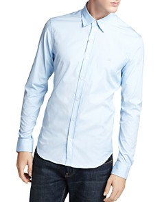 Burberry Cambridge Slim Fit Button-Down Shirt - Bloomingdale's_0