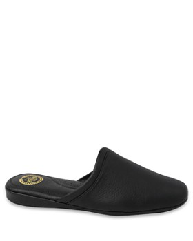 L.B.Evans - Men's Aristocrat Scuff Slippers