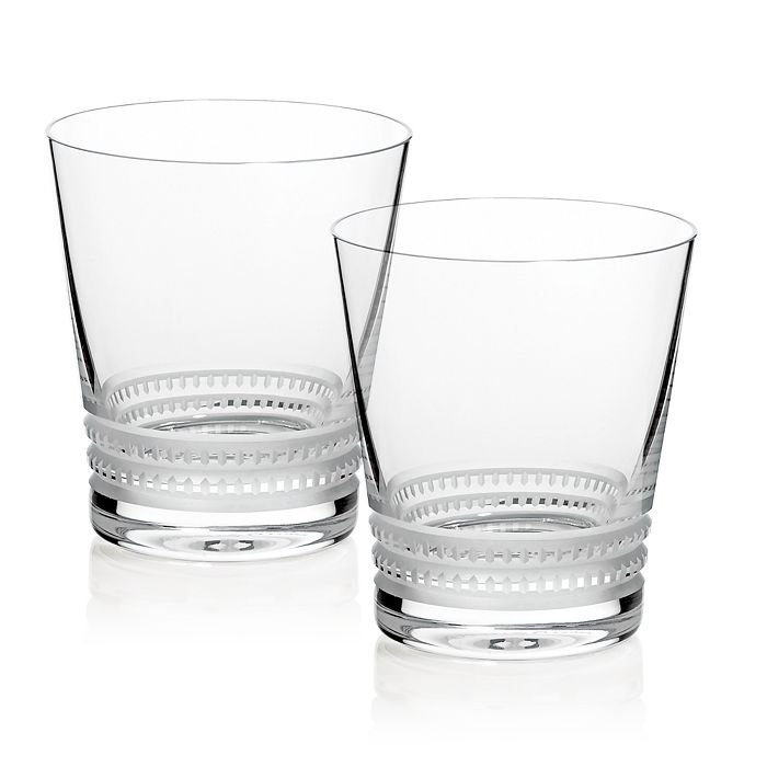 Lalique - Facet Tumbler Collection
