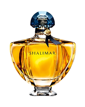 Shalimar was inspired by the legendary love story between Indian Emperor Shah Jahan and his cherished wife, Mumtaz. Their love flourished in the magnificent Gardens of Shalimar, meaning Temple of Love. Touched by their beautiful love story, Jacques Guerlain created Shalimar, a scent to last through the ages. Night blooming flowers, vanilla and mysterious musks are perfectly balanced to create one of the world\\\'s most famous sensual perfumes. Shalimar Eau de Toilette scent is lighter and fresher t
