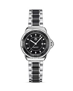 TAG Heuer Formula 1 Steel and Ceramic Watch, 32mm - Bloomingdale's_0