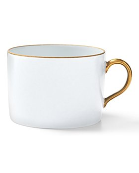 Anna Weatherley - Simply Anna Antique White with Gold Teacup