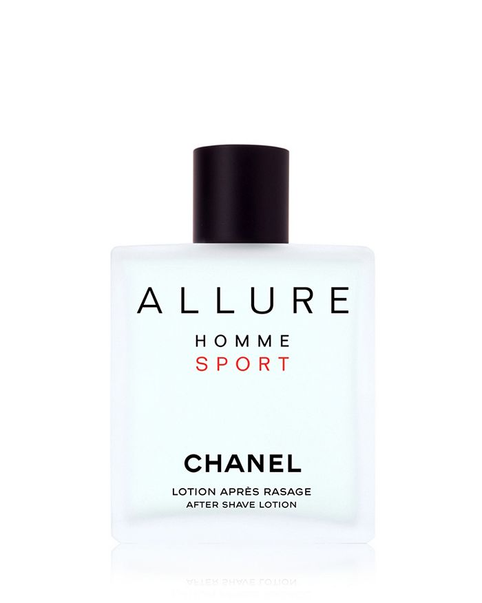 CHANEL - ALLURE HOMME SPORT After Shave Lotion