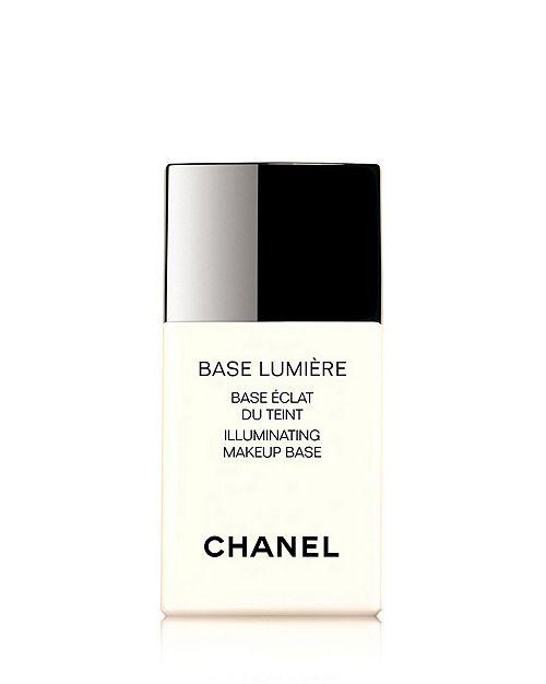 CHANEL - BASE LUMIÈRE Illuminating Makeup Base