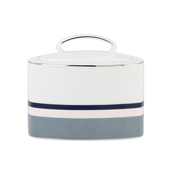 kate spade new york - Mercer Drive Sugar Bowl with Lid