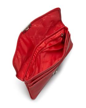 Longchamp - Veau Foulonne Travel Clutch