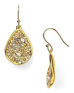 Alexis Bittar Miss Havisham Crystal Encrusted Drop Earrings