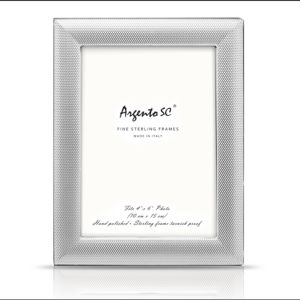 Argento Sc Dots Frame, 4 x 6