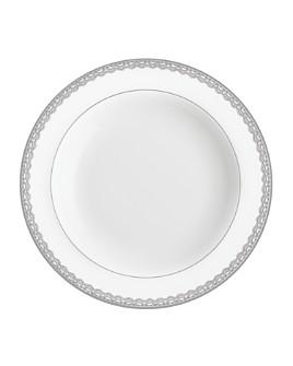 Waterford - Lismore Lace Platinum Rimmed Soup Bowl