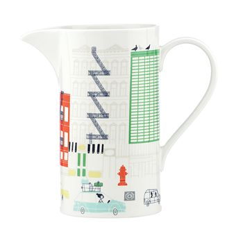 kate spade new york - Hopscotch Drive About Town Pitcher