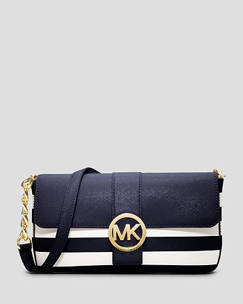 MICHAEL Michael Kors - Small Flap Shoulder Bag