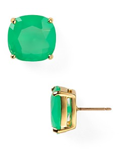 kate spade new york - Small Square Stud Earrings