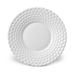 L'Objet Aegean White Saucer