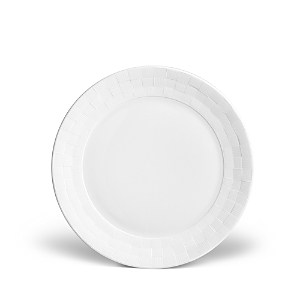 L'Objet Byzanteum Blanc Bread & Butter Plate