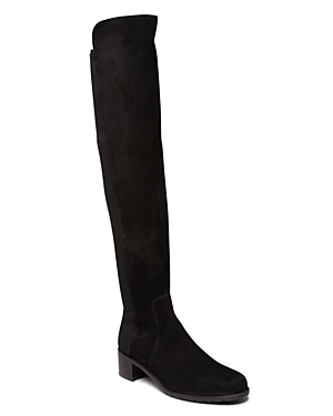 Stuart Weitzman Reserve Suede Over the Knee Boots