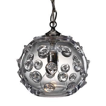 Juliska - Florence Small Globe Pendant