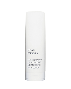 issey miyake female issey miyake leau dissey moisturizing body lotion