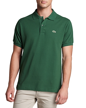 Lacoste Short Sleeve Pique Polo Shirt - Classic Fit
