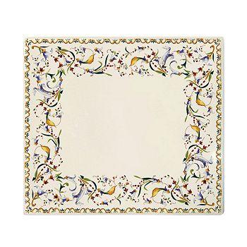 Gien France - Toscana Square Plate