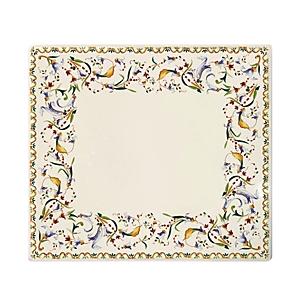 Gien France Toscana Square Plate