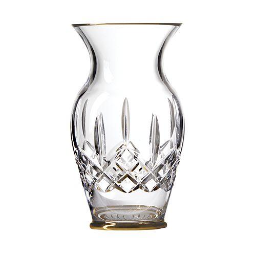 Waterford Lismore Gold 8 Vase Bloomingdales