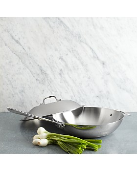 All-Clad - Copper Core Chef's Pan