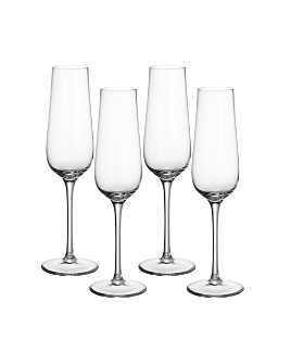 Villeroy & Boch - Purismo Champagne Flute, Set of 4