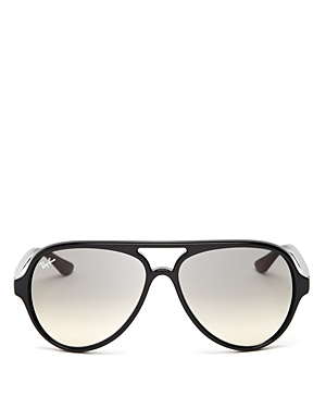 Ray-Ban Unisex Gradient Aviator Sunglasses, 59mm