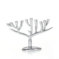 Nambé - Nambé Tree of Life Menorah