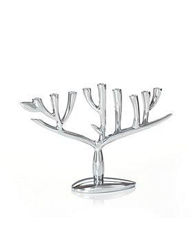 Nambé - Tree of Life Menorah